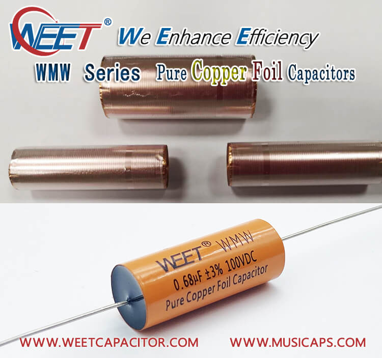 Wee Technology Company Limited Audio Capacitors